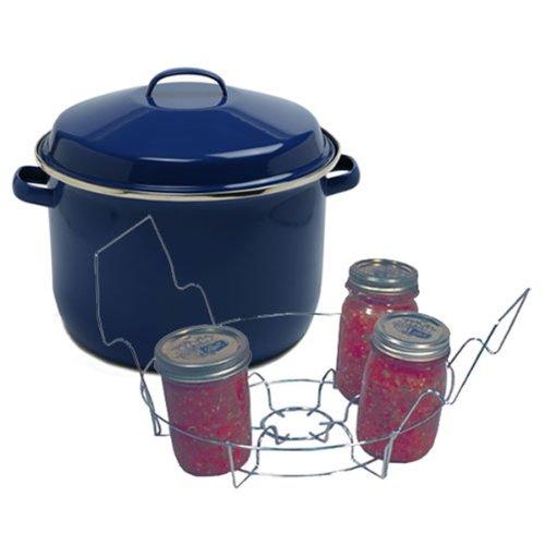 18 Quart Porcelain Enamel Canning Pot
