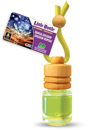 Duftflakon little bottle car parfum tropical explosion de fruits tropicaux früchtemischung.grundpreis pro 6,65 euro : 10 ml