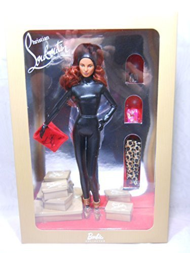 Christian Louboutin Cat Burglar Barbie Collector Doll by Barbie
