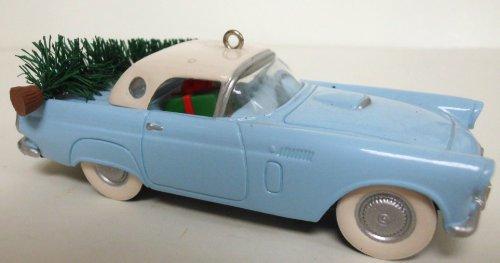 1993 Hallmark Keepsake Classic American Cars Ornament 1956 Ford Thunderbird