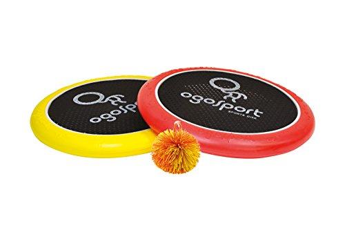 Produktbild Schildkröt Funsports Softdisc Ogo Sport Set,  Standardgrösse,  rot,  gelb,  durchmesser 29 cm,  970117