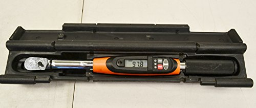 Matco Tools 3/8' Dr. Electronic Torque Wrench 10-100ft.lbs. ETWB100A