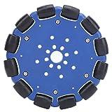 Omni Wheel-5604‑0014‑0120 Rueda omnidireccional de goma Pieza...
