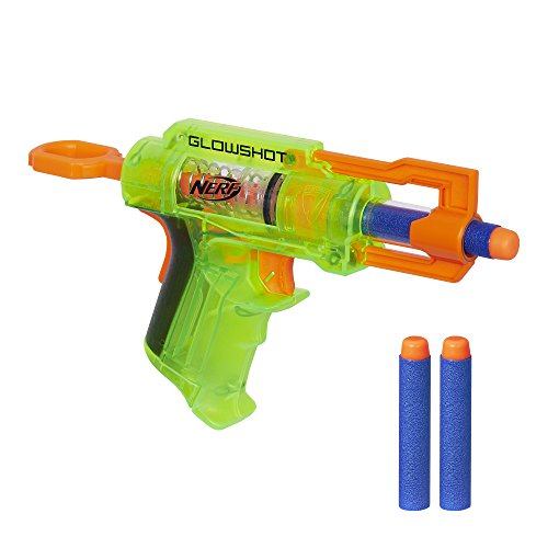 Nerf Glowshot Gun