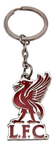 Liverpool F.C. Crest Schlüsselanhänger, Mehrfarbig, Nicht zutreffend