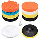 Best SPTA Buffing Pads - 6 Inch Buffing and Polishing Pad Kit 11 Review