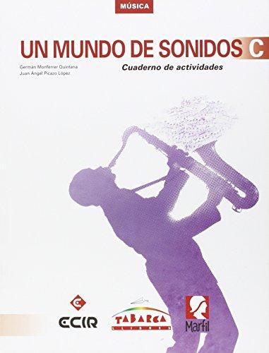 Un Mundo De Sonidos C Cuaderno - 9788480253796