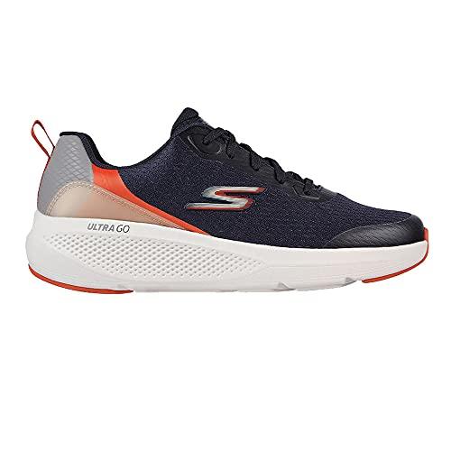 Skechers GO Run Elevate ORBITER, Zapatillas Hombre, Navy, 39.5 EU