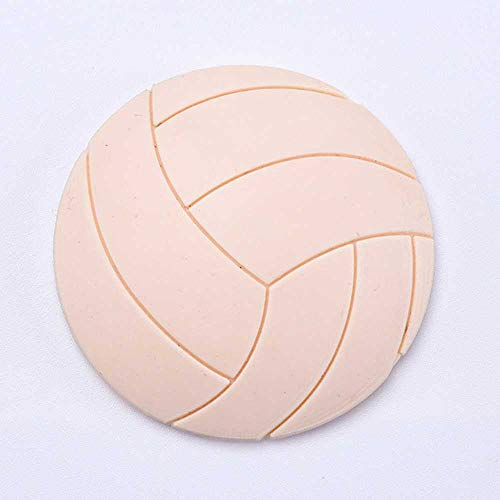 NoBrand 1 Pcs Porte Bâton De Golf Volley-Ball Basket-Ball Style en Caoutchouc Fender Poignée Porte Serrure De Protection Pad Protection