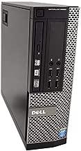 Dell OptiPlex 9020-SFF, Intel Core i5-4570 3.2GHZ, 16GB RAM, 500GB Hard Drive, DVDRW, Windows 10 Pro 64bit (Renewed)