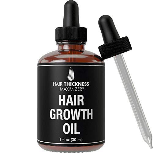 Hair Thickness Maximizer Organic Hair Growth Oil