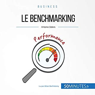 Page de couverture de Le benchmarking