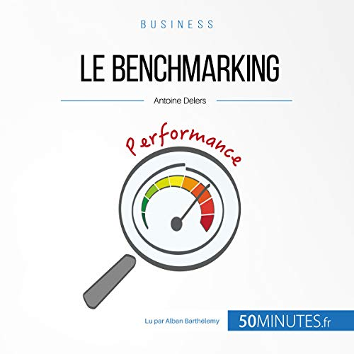Couverture de Le benchmarking
