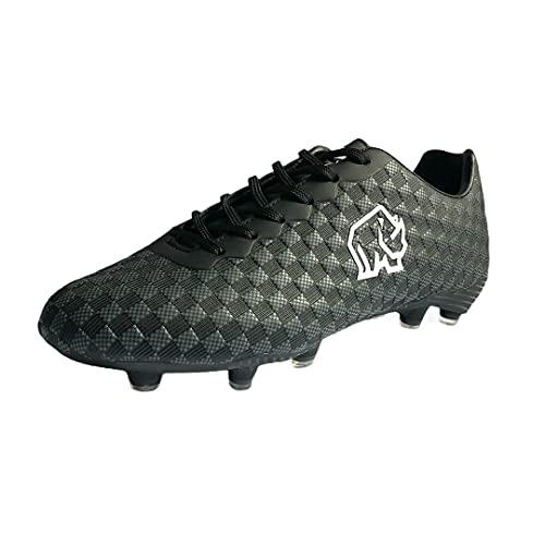 Rhino Rapide Boot, Zapatillas de ftbol Unisex Adulto, Black, 39.5/43 EU