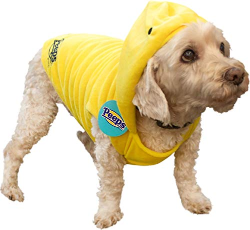 Peeps Chick Costume for Dogs, Medium | Halloween and Easter Costume for Medium Size Dogs