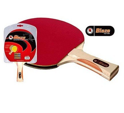 Read About Blaze Table Tennis Paddle from Martin Kilpatrick - Set of 2