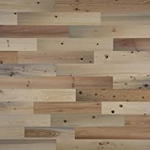 Timberchic DIY Reclaimed Wooden Wall Planks - Simple Peel and Stick Application (4