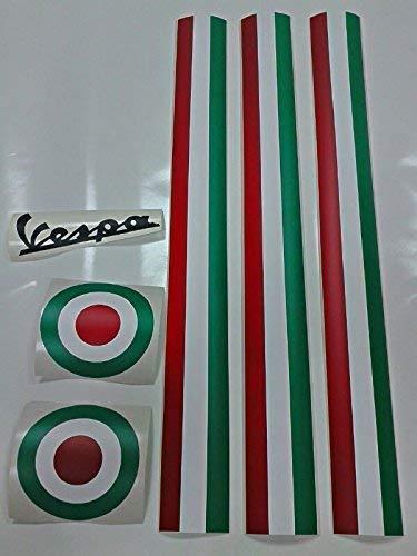 Kit de vinilos Italia px, PK, 200, Primavera, TX, Pegatinas, Adhesivos