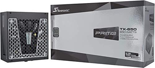 Seasonic PRIME-TX-650 PC-Netzteile, 80 Plus Titanium, 650 Watt