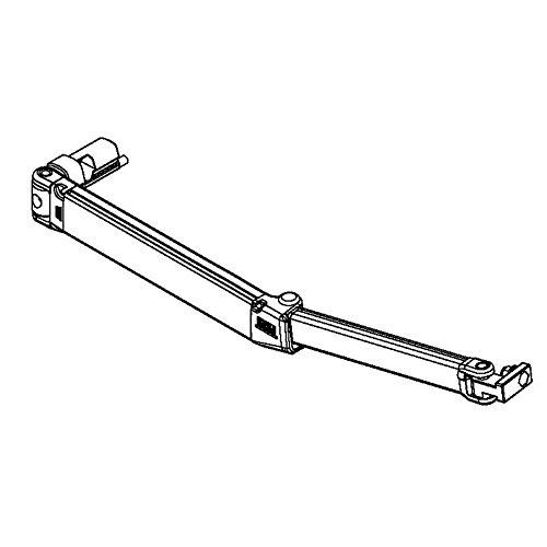 Fiamma 06271A01A 071/402-1 - Brazo articulado para toldos F65S (de 300 a 450cm, acople a Derecha)