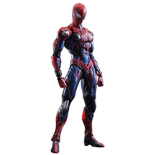 Xiao Yu The Avengers 3 Marvel PA cambió a Death 2 Spider-Man Iron Man Capitán América Puede Hacer el Modelo