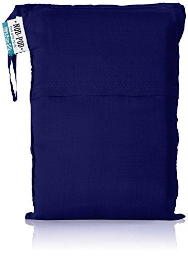 Nod-Pod 100% Soie Drap de Sac de Couchage (Bleu...