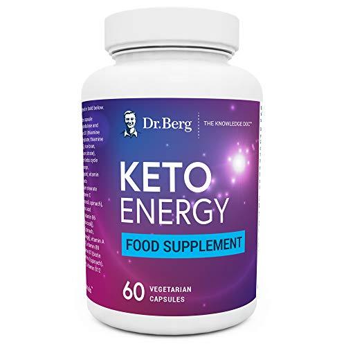 Dr. Berg's Keto Energy – MITOCHONDRIA ENERGY