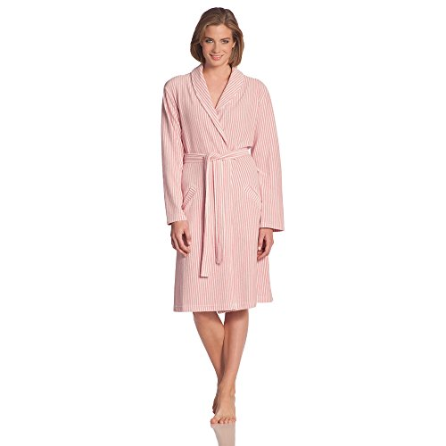 Vossen Damen Bademantel Alessia Pearly pink, xs
