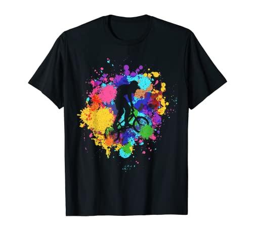 BMX Kleidung Kinder, Erwachsene BMX Geschenk T-Shirt