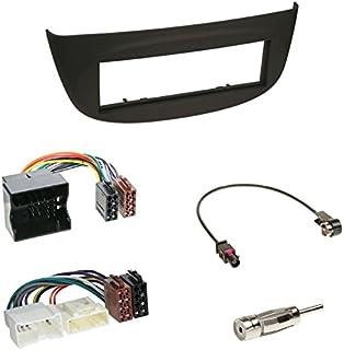 Suchergebnis Auf Für Autoradio Renault Twingo Einbaurahmen Einbauzubehör Für Fahrzeugelektronik Elektronik Foto