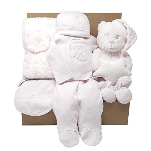 Cesta Bebé modelo MabyBox My Teddy | Canastilla de bebé pa