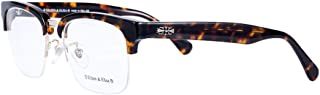 Eileen&Elisa Retro Glasses Frame, Optical Eyewear Non-Prescription Eyeglasses Frames
