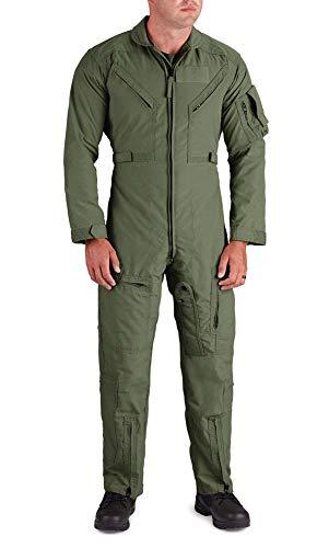 Propper CWU 27/p Aramid Flight Suit Af Tan, Freedom Green, 36L