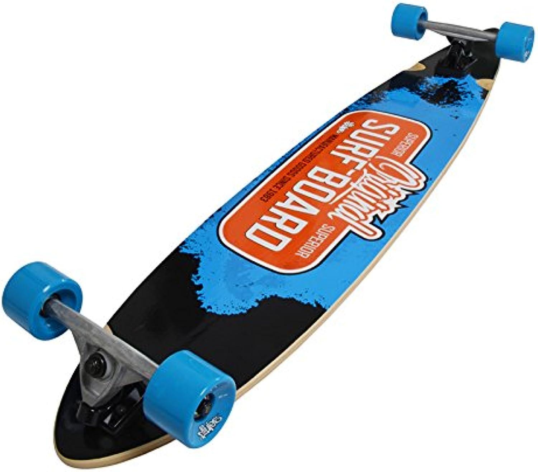 Authentic sports & toys GmbH No Rules Longboard Longboard Longboard ABEC 7, Original B01DU5M2F2  Stilvoll und lustig ac422f