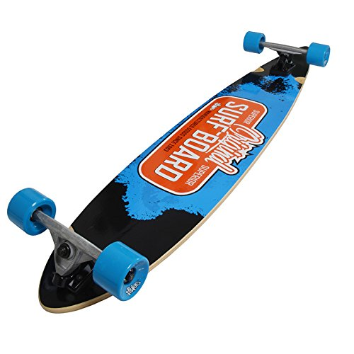 authentic sports & toys GmbH No Rules Longboard ABEC 7, Original