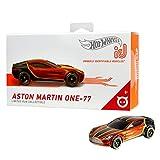 Mattel - Hot Wheels ID Vehículo de juguete,  coche Aston Martin One -77 , +8 años  ( FXB07)