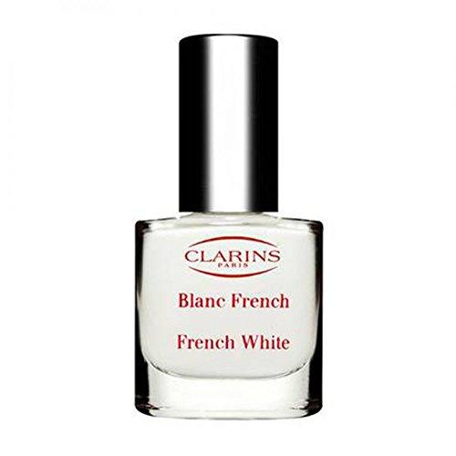 Clarins Blanc French Nagellack Weiß