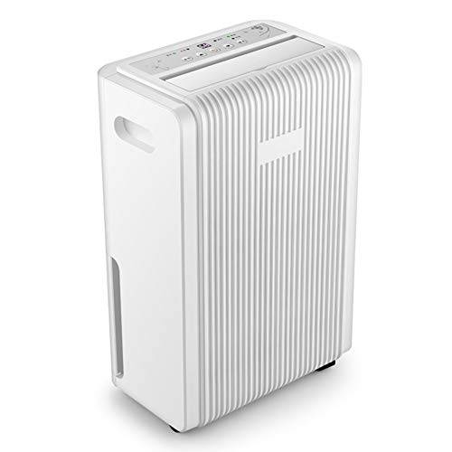 Lowest Price! Fbestfan 2L Dehumidifier, Removes Humidity 6L per Day, 2L Detachable Water Tank, LED I...