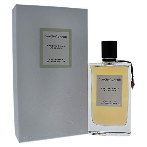Van Cleef and Arpels Collection Extraordinaire femme/woman, Presious Oud Eau de Parfum Vaporisateur, 1er Pack (1 x 75 ml)