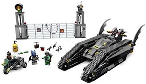 LEGO The Bat Tank The Riddler and Bane's Hideout by LEGO