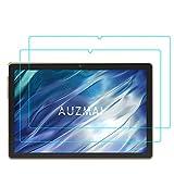 YHFZR Protector de Pantalla para AUZMAI Mate8 Tablet 10.1'', [Alta Definicion] [Sin Burbujas] Cristal Vidrio Templado Premium 9H Dureza para AUZMAI Mate8 Tablet 10.1'', 2PCS
