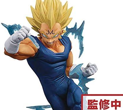 Dragon Ball Z Dokkan Battle Collab Super Saiyan Goku /& Vegeta Set of 2 Banpresto