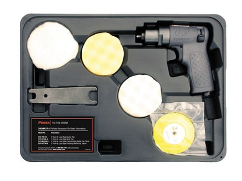 Ingersoll Rand 3129K 3-Inch Mini Polisher Kit
