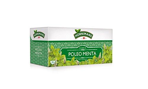 Hornimans - Clásicas - Bolsitas de Té de Poleo Menta - 25 bolsitas - [Pack de 4]