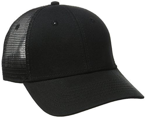 Dickies Core Black Meshback Adjustable Snapback Cap