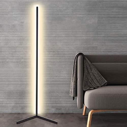 Izzya LED Smart Stehleuchte Ecke Stehlampe Sanfte Beleuchtung, Ist Eine Warm Dekorative Beleuchtung Stehlampe Für Wohnzimmer, Schlafzimmer Und Büro
