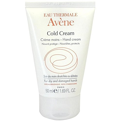 Avene Cold Cream Crema de manos sin parabeno 50 ml