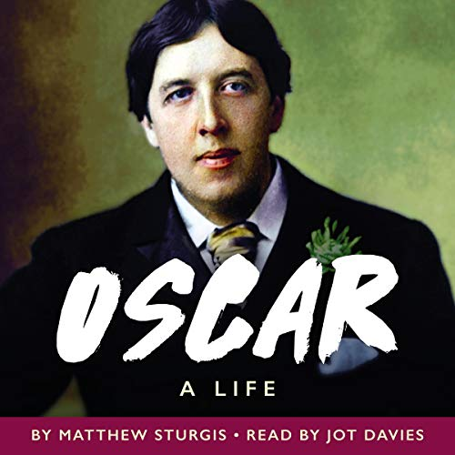 Oscar audiobook cover art