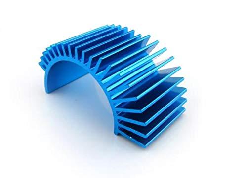 Yener 1 stks metalen aluminium warmte stoel radiator koeler rc auto motor koeler voor 540 550 motor rc auto-onderdelen
