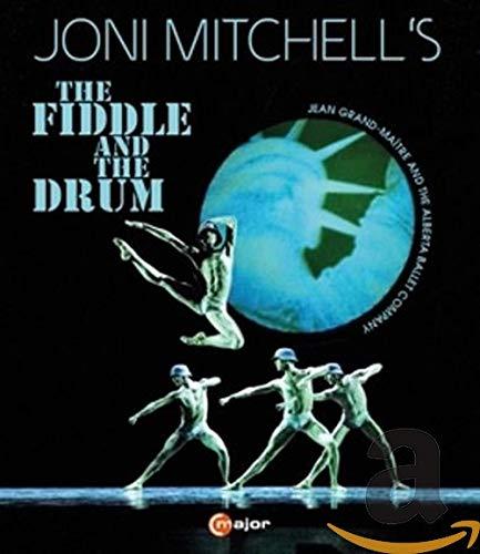 Joni Mitchell: The Fiddle & Drum (Calgary, 2007) [Blu-ray]